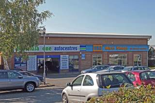Primary Photo of Hss-Formula One Autocentre