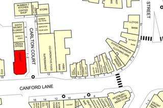 Goad Map for Carlton Ct