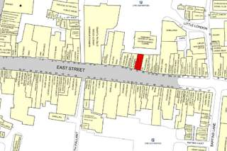 Goad Map for 25 East St