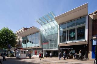 Primary Photo of Mander Centre