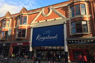 Primary Photo of Kingsland Shopping Centre