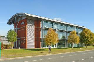 Primary Photo - Regus Business Centre, Chester - Serviced office for rent - 50 to 35,000 sq ft