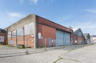 Primary Photo of Former Arriva Bus Depot, Bishop Auckland