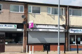 Building - 54-78 Sherlock Ave, St Helens - Shop for rent - 785 sq ft