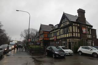 Primary Photo of Altrincham Lodge Hotel Manchester