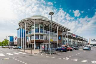 Primary Photo of Yate Shopping Centre