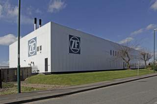 Primary Photo of Building One, Zf Services Uk Ltd