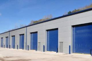Primary Photo of Units 10-17, Glandwr Industrial Estate, Aberbeeg