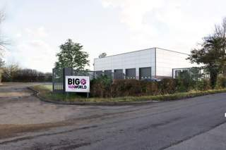 Building Photo for Former Watsons Vehicle Depot