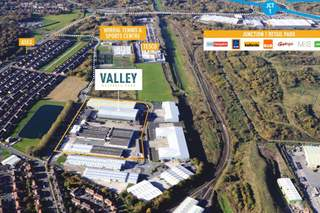 Primary Photo of Valley Business Park @ Junction One, Units 1 & 4A-4D