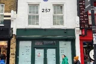 Primary Photo of 257 Camden High St