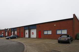 Primary Photo of Units 1-5, Greenhill Cres