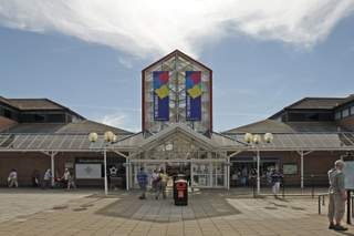 Primary Photo of The Guineas Shopping Centre