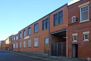 Primary Photo of The Silk Warehouse