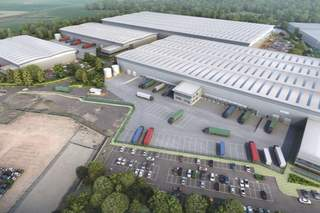 Primary Photo - DC4, Canton Ln, Prologis Park Hams Hall, Sutton Coldfield - Industrial unit for rent - 85,310 sq ft