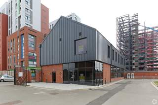 Primary photo of Fabric Building, Leicester