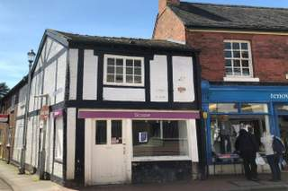 Primary Photo - 28 Pillory St, Nantwich - Shop for rent - 435 sq ft
