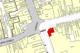 Goad Map for 141 High St