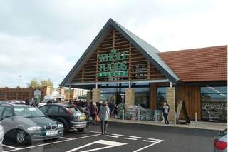 Primary Photo of Gallagher Retail Park - Proposed Building