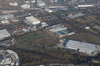 Primary Photo of Park Works, Manchester