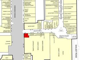 Goad Map for Marlowes Shopping Centre