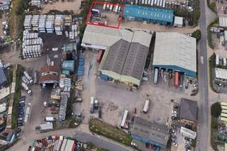 Primary Photo of Yard At Beacon Hill Industrial Estate