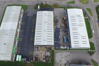 Building Photo for Hareness Trade Park