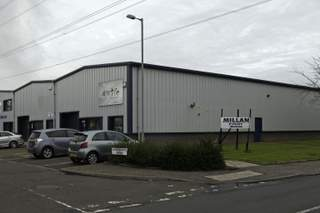 Primary Photo - 7-9 Queensberry Ave, Glasgow - Industrial unit for rent - 3,226 sq ft