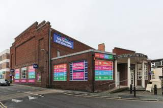 Primary Photo of Old Regal Cinema Retail Complex, Oswestry