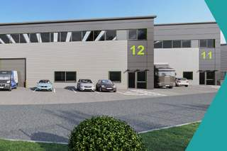 Primary Photo - Units 5-9, Magna Rd, Genesis Park, Wigston - Industrial unit for rent - 1,360 to 43,890 sq ft
