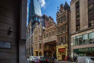 Primary Photo of Leadenhall Market