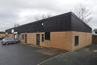 Primary Photo - Block 6, Units 19-22, North Harbour Trading Estate, Ayr - Industrial unit for rent - 1,000 sq ft