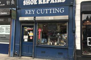 Rispin Shoes 363  Leith Walk Edinburgh EH6 8SD picture No. 1