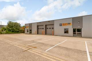 Coningsby Business Park  Unit 19/20 picture No. 4
