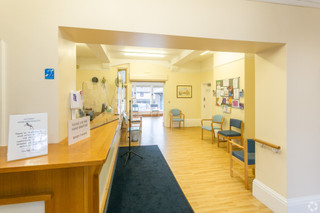 Ground Floor - Reception - Morland House Surgery, Oxford - Healthcare space for sale - 12,397 sq ft