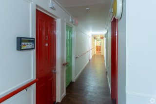 Residents Hallway - Crossmyloof Care Home, Glasgow - Healthcare space for sale - 30,139 sq ft