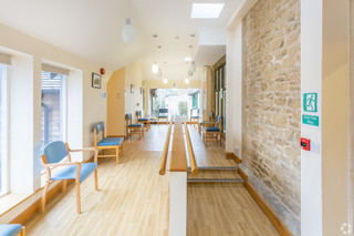 Ground Floor - Waiting Area - Morland House Surgery, Oxford - Healthcare space for sale - 12,397 sq ft