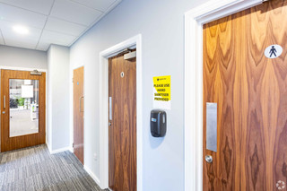 Quality Doors - Braebourne House, Bristol - Office for rent - 1,250 to 2,560 sq ft