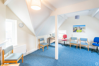 Attic - Breakout Area - Morland House Surgery, Oxford - Healthcare space for sale - 12,397 sq ft