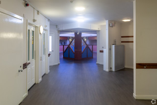 Reception - Crossmyloof Care Home, Glasgow - Healthcare space for sale - 30,139 sq ft