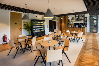 Ground Floor Cafe - Neo House, Aberdeen - Co-working space for rent - 9,000 to 30,000 sq ft