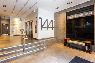 Lobby - James Sellars House, Glasgow - Office for rent - 3,595 to 7,718 sq ft