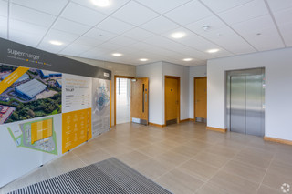 Lobby - Supercharger / Western 105, Bristol - Industrial unit for sale - 106,890 sq ft