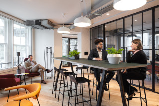 Interior Photo - 18-20 Appold St, London - Office for rent - 931 to 1,841 sq ft
