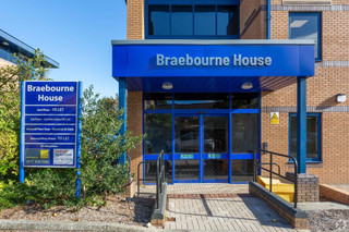 New Entrance - Braebourne House, Bristol - Office for rent - 1,250 to 2,560 sq ft