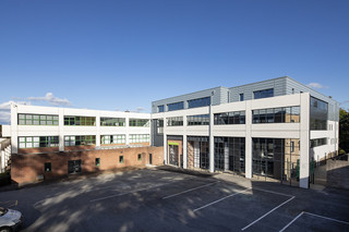 Rear Entrance - HERE, Bristol - Office for rent - 471 to 2,853 sq ft