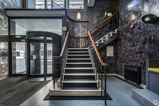 Main Reception Staircase