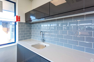 Kitchen close up - Braebourne House, Bristol - Office for rent - 1,250 to 2,560 sq ft