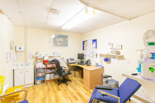 Ground Floor - Examination Room - Morland House Surgery, Oxford - Healthcare space for sale - 12,397 sq ft