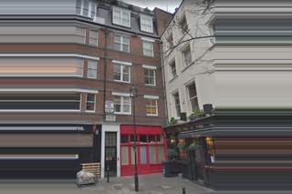 Primary Photo of 45A Rathbone St, London